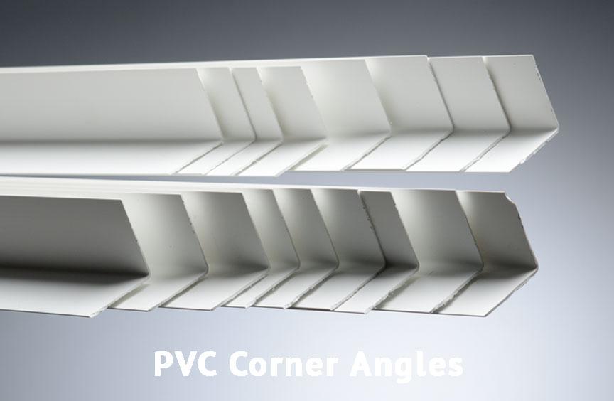 PVC Corner Angles