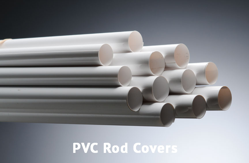 PVC Rod Covers