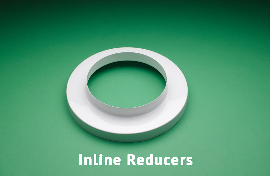 Inline Reducers PVC Fitting Covers