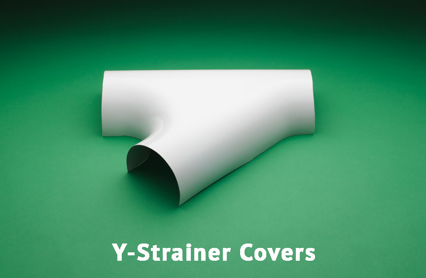 Y-Strainer Covers