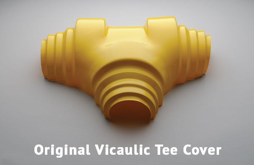 Original Vicaulic Tee Cover