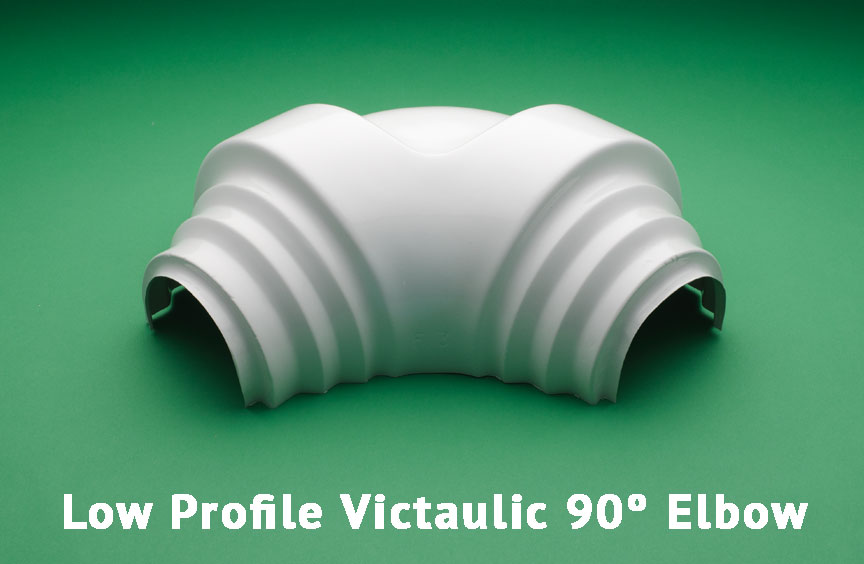 Low Profile Victaulic 90º Elbow