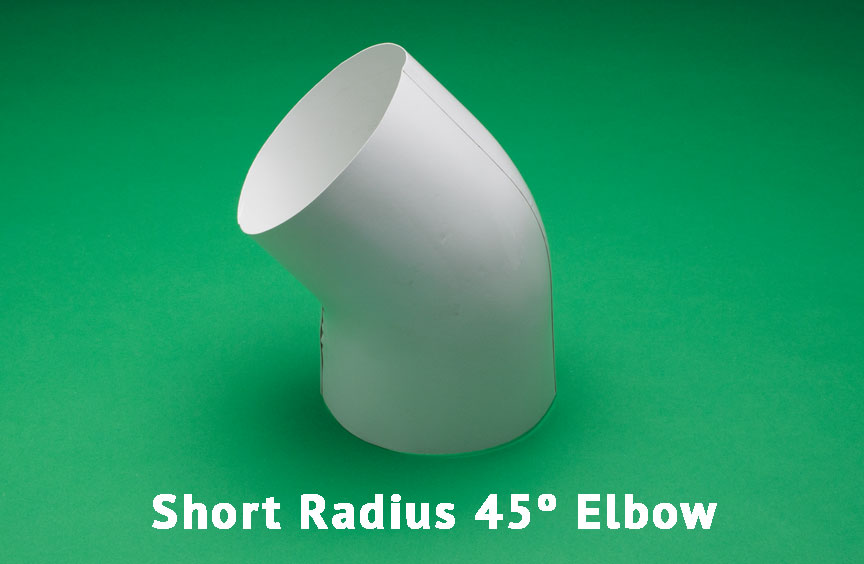 Short Radius 45º Elbow