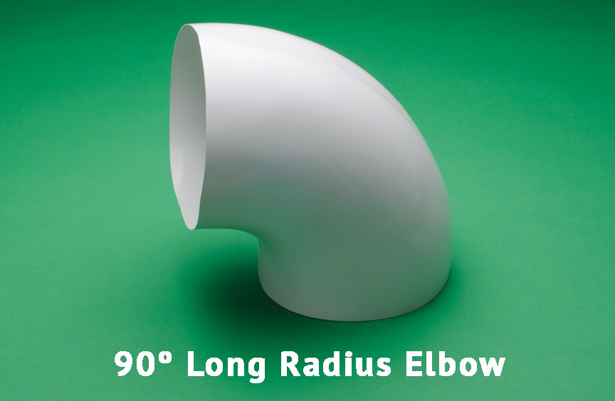 90º Long Radius Elbow