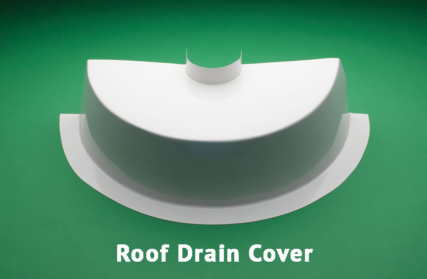 Roof Drain Cover