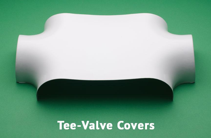 Tee-Valve Covers